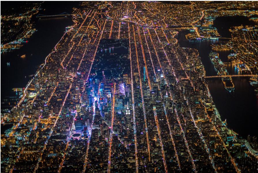 Galería de Las imágenes aéreas de Nueva York de Vincent Laforet te quitarán el aliento - 7