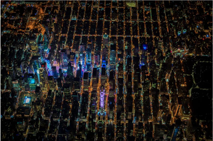 Imagens aéreas impressionantes de Nova Iorque, por Vincent Laforet, © Vincent Laforet