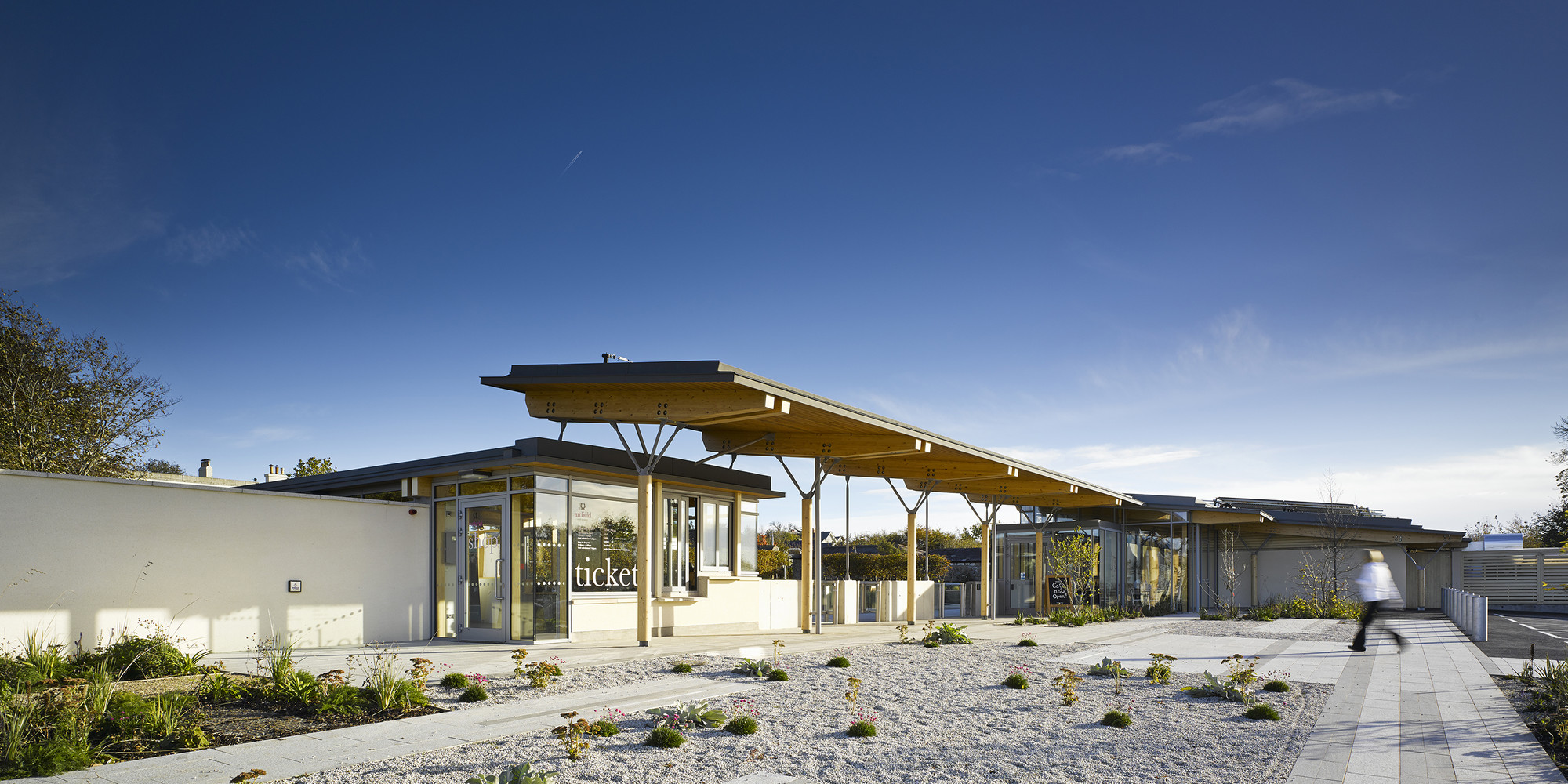 Airfield Evolution / Solearth Architecture   ArchDaily