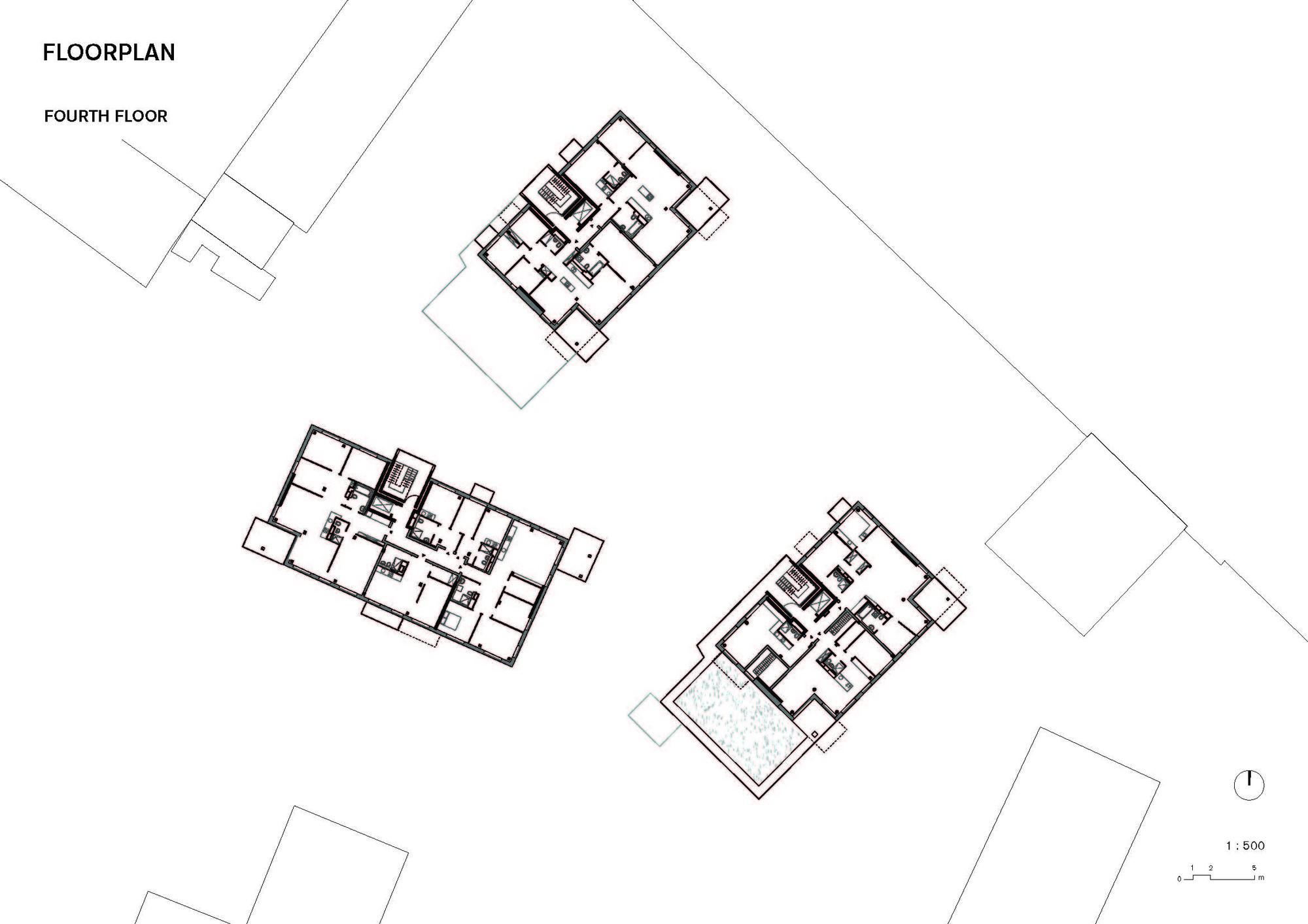 galer a de viviendas coop en el r o spreefeld carpaneto architekten fatkoehl architekten. Black Bedroom Furniture Sets. Home Design Ideas