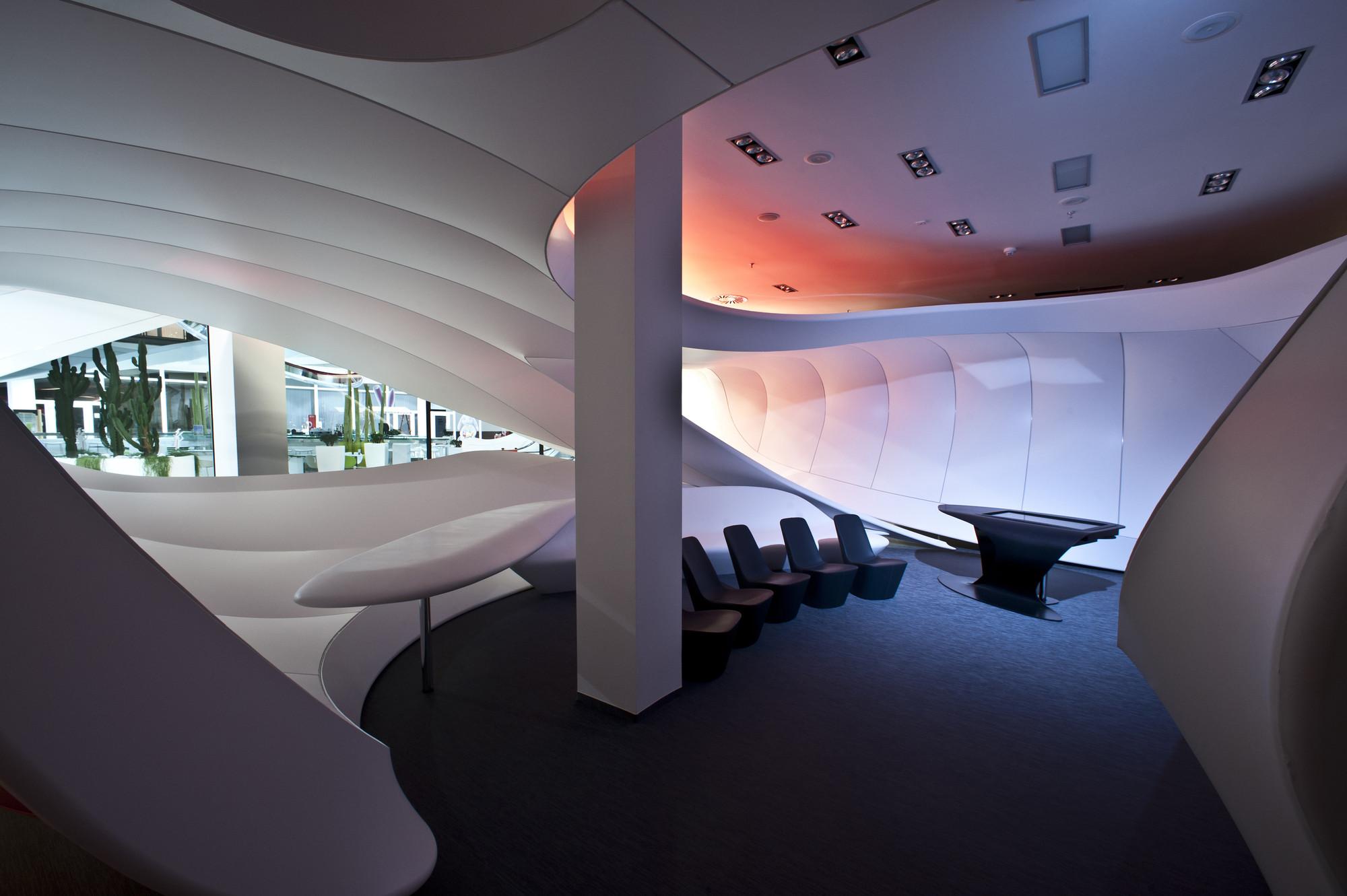 Vodafone CEC / IO Studio   ArchDaily