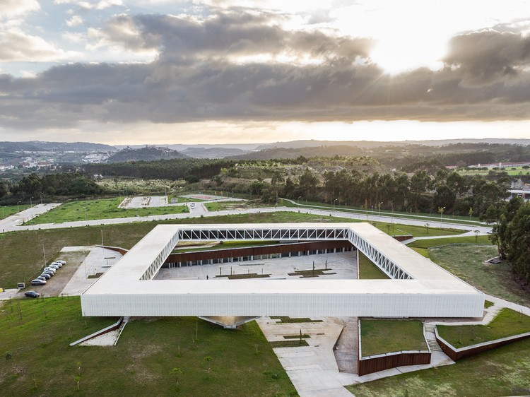 Parque Tecnológico em Óbidos / Jorge Mealha, © João Morgado