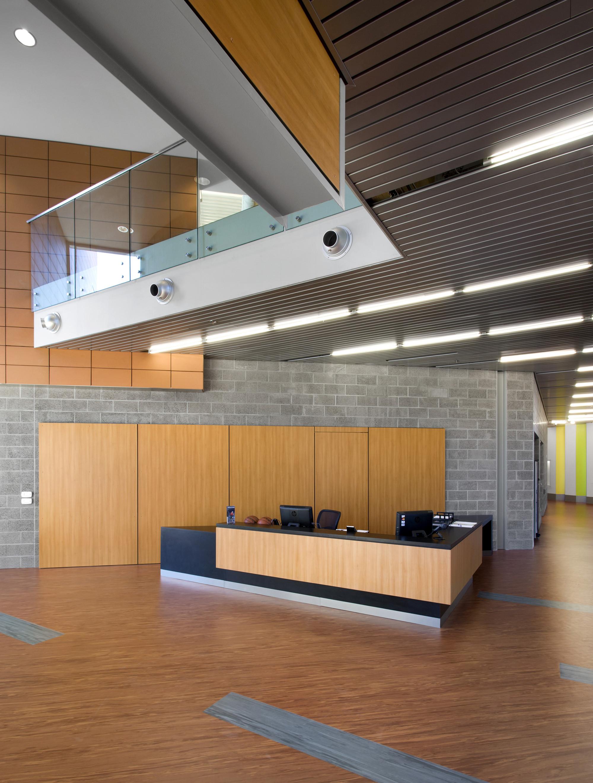 Fitness Center Interior Design