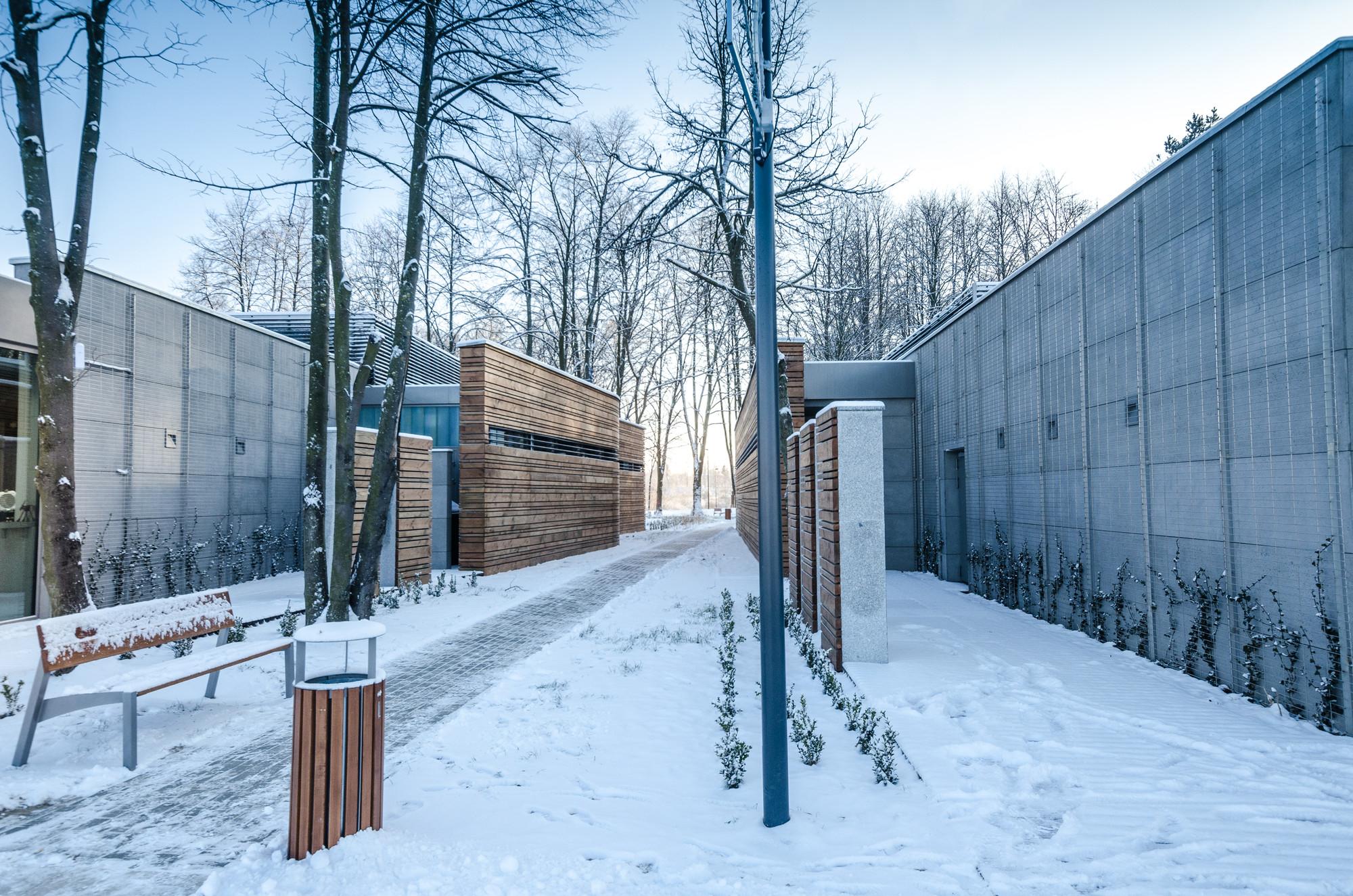 All-Year-Round Sports and Leisure Center / Dżus GK Architekci, Courtesy of Dżus GK Architekci