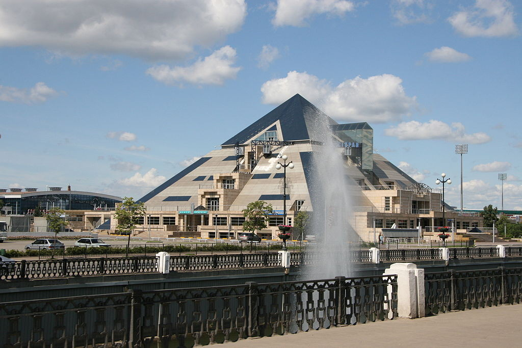 6 Modern Pyramids that Show Timeless Geometry is Here to ...