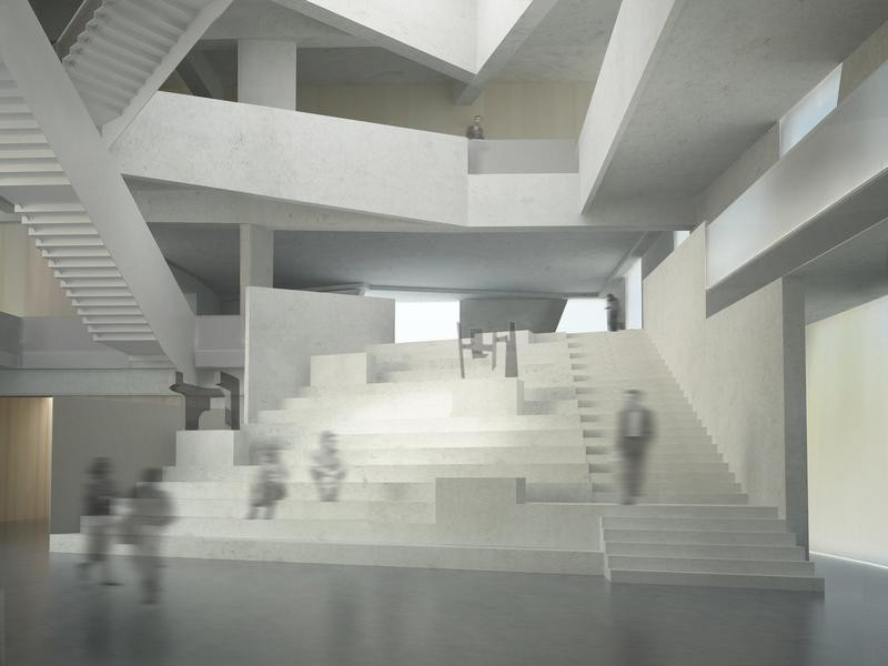 Gallery Of Houston S Museum Of Fine Arts Reveals Expansion