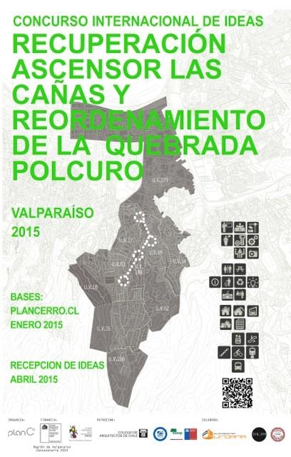 Abren convocatoria para concurso internacional de ideas para recuperar ascensor en Valparaiso