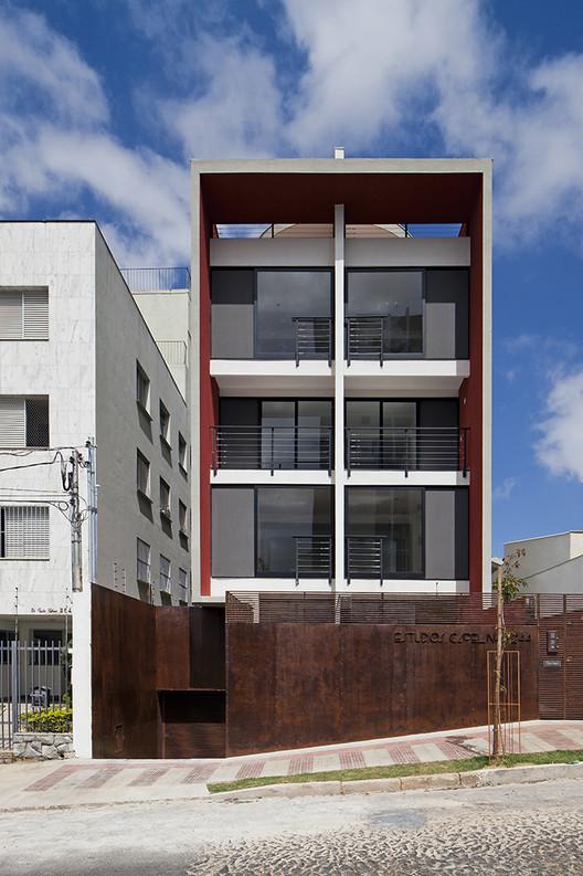 Estúdios Capelinha / Arquitetos Associados, © Leonardo Finotti