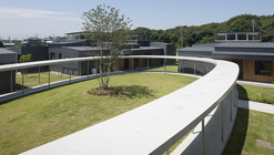 "Children's Nursing Home ""Tsukuba-Aiji-en"" / K+S Architects"