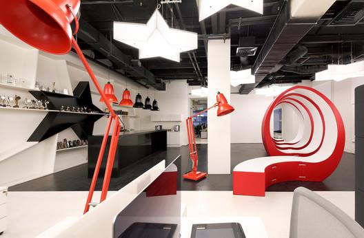 Leo Burnett  Moscow / Nefa Architects