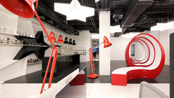 Leo Burnett  Moscow / Nefa Architects