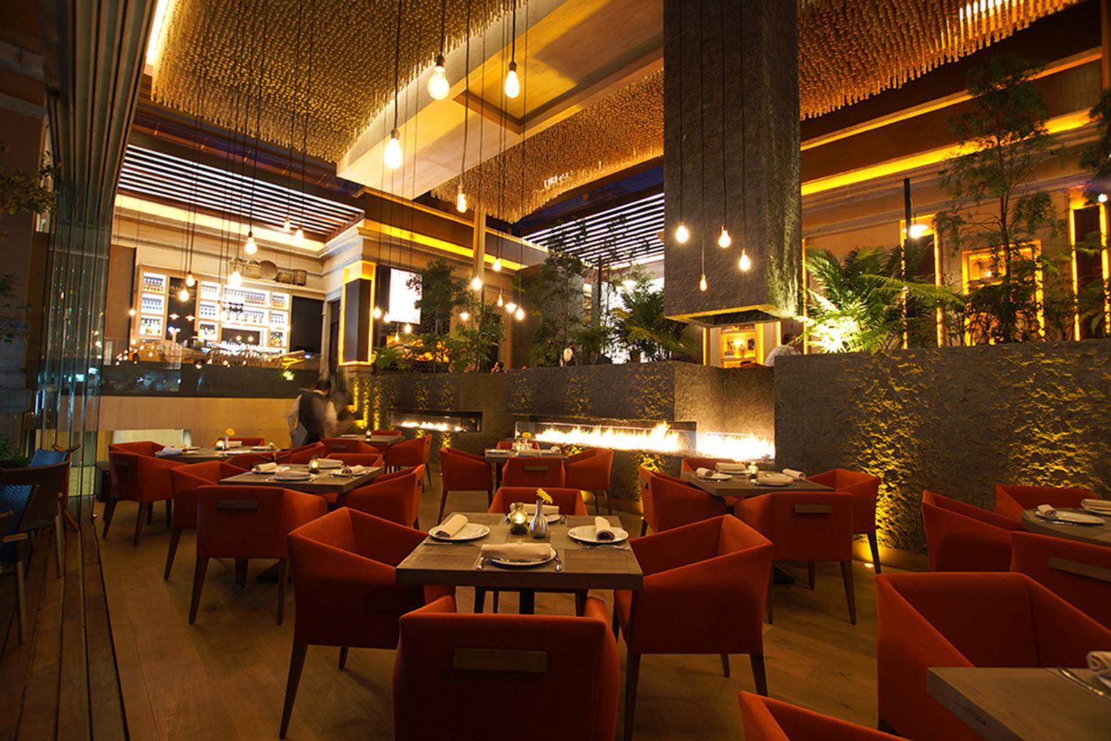Galería de Restaurante Nueve Nueve / Sordo Madaleno ...
