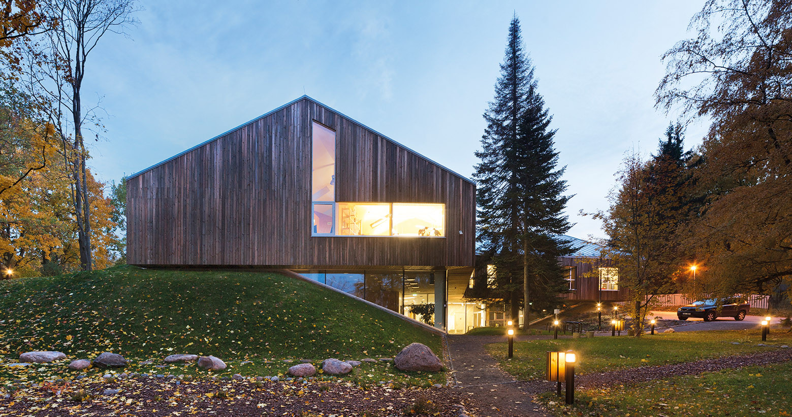 Tartu Nature House Karisma Architects