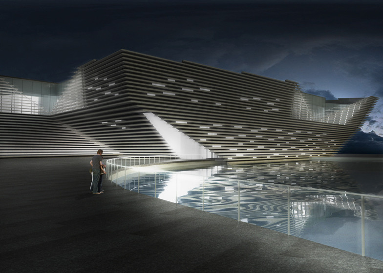Further Delays Predicted for Kengo Kuma's V&A Dundee as Costs Rise, © Kengo Kuma & Associates