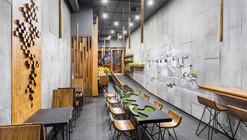 AJA Restaurant / Arch.Lab
