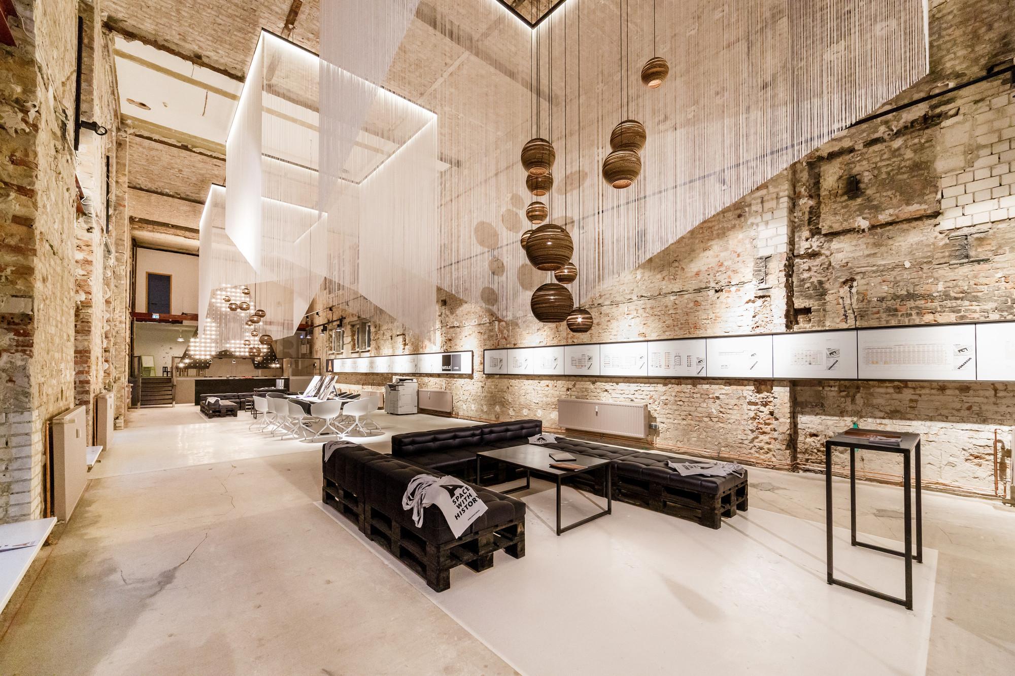 Gallery of A space: Lofts in Berlin Mitte / plajer & franz