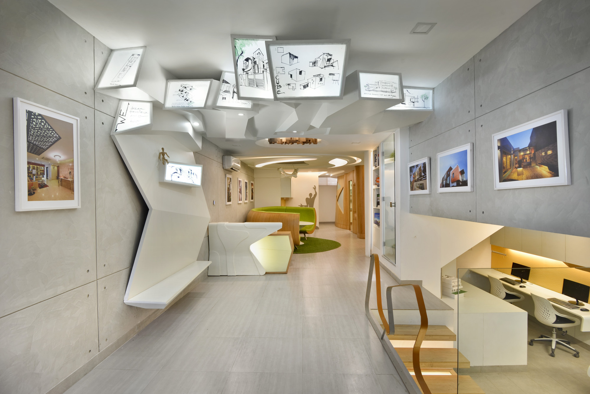 Architect\'s Office / Spaces Architects@ka | ArchDaily