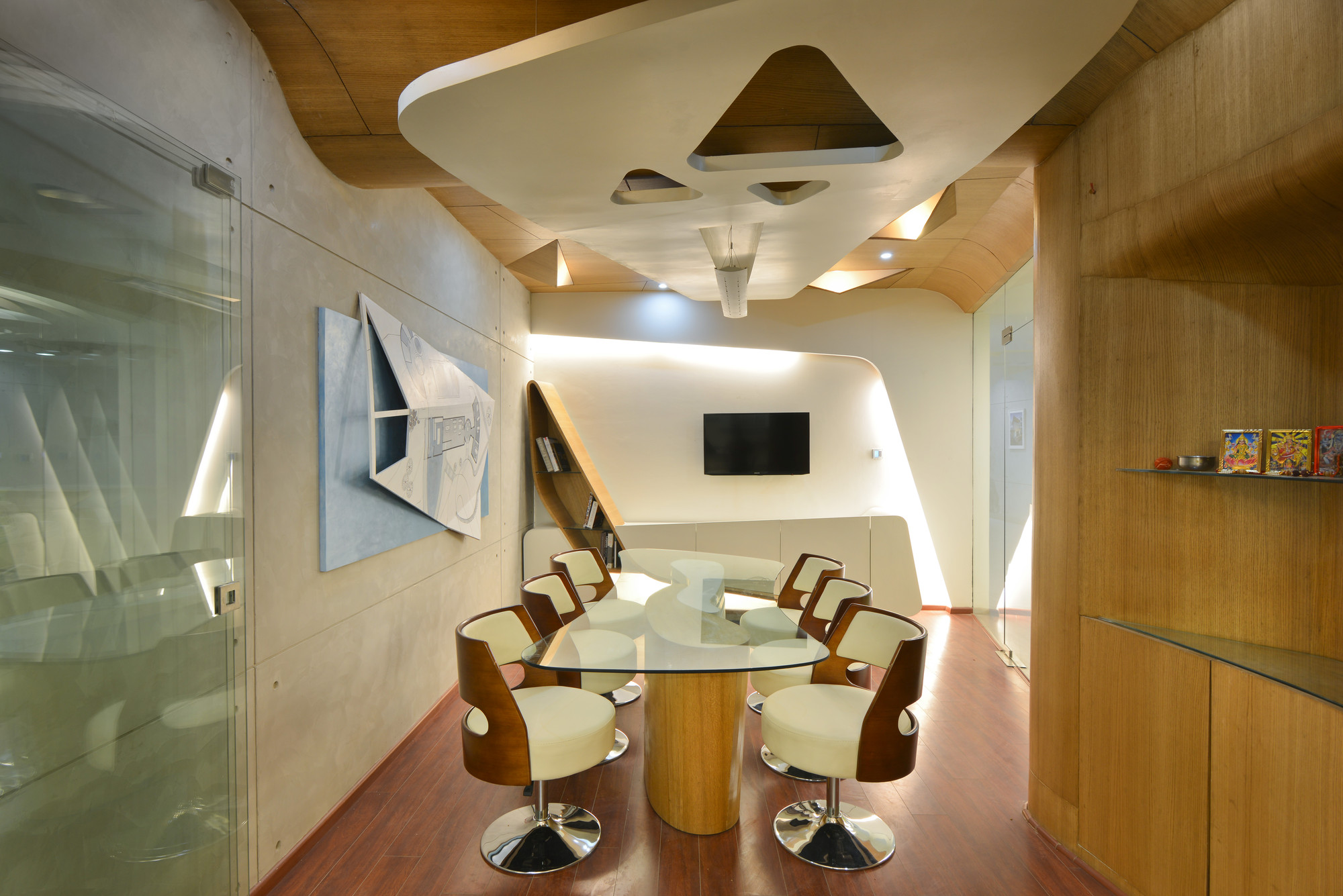Architect S Office Spaces Architects Ka Archdaily