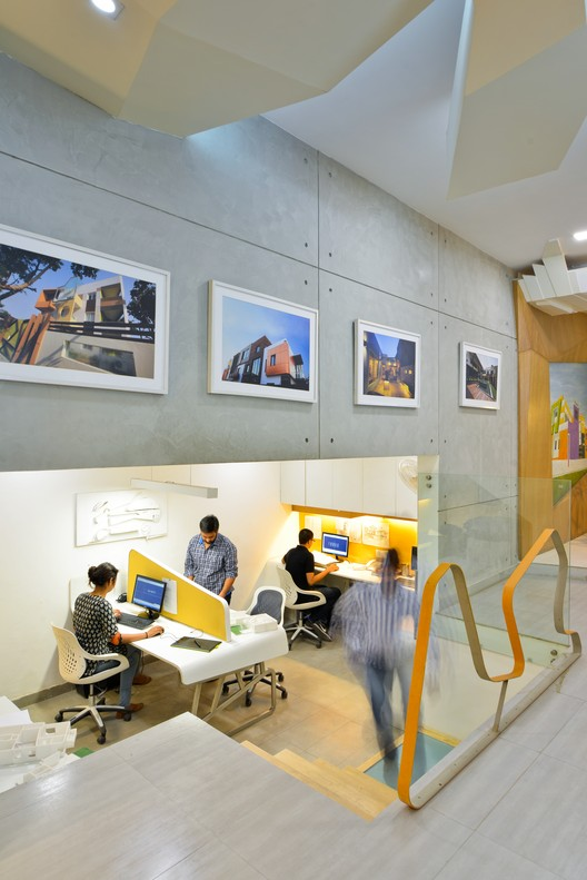 architect office interior. Bharat Aggarwal Architect Office Interior I
