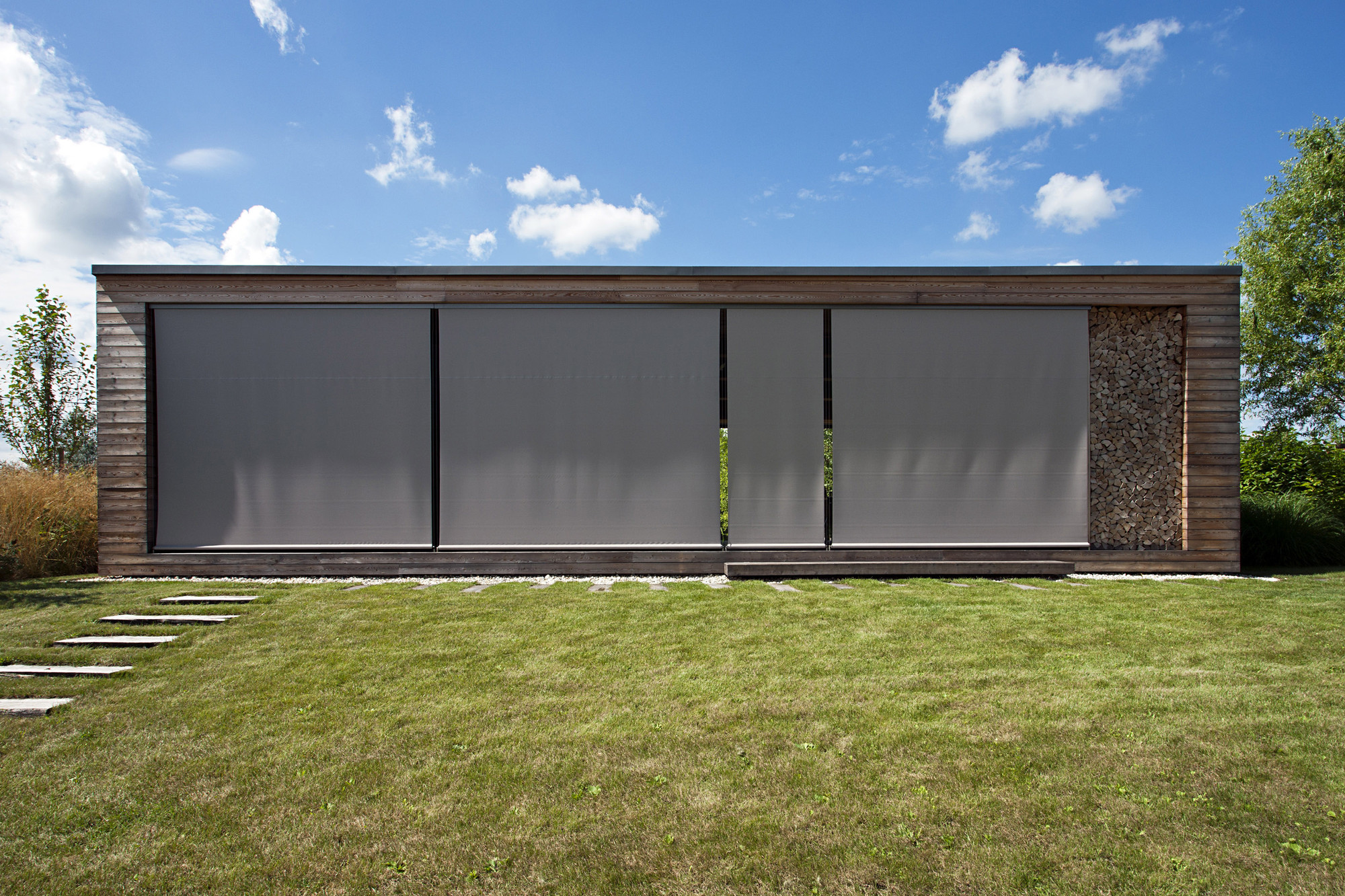 Holiday Cottage T 243 Th Project Architect Office Archdaily