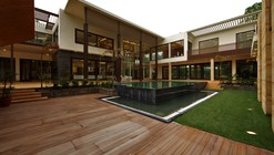 Casa da Fazenda Sachdeva / Spaces Architects@ka