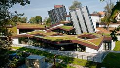 Zeimuls, Centro de Serviços Criativos da Letônia Oriental / SAALS Architecture