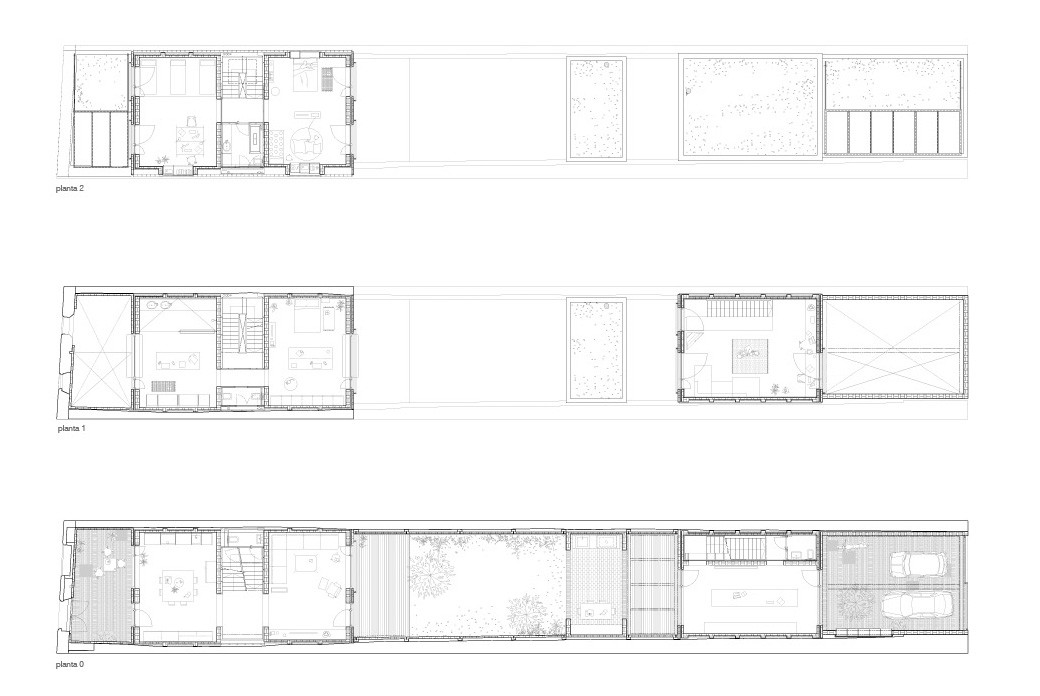 Gallery Of House 1014 H Arquitectes 23