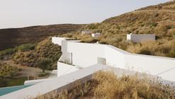 白色體塊的縱橫堆疊,純粹的海邊希臘小屋 Ktima House / Camilo Rebelo + Susana Martins