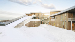 Mosfellsbær Preperatory High School / A2F arkitektar