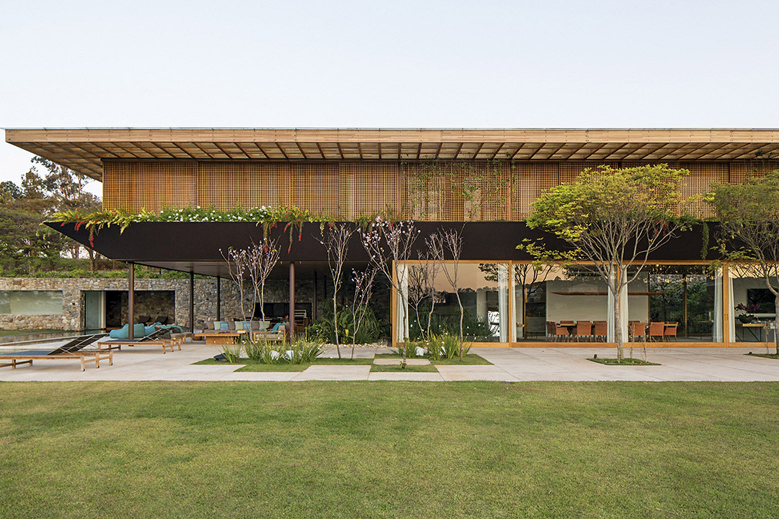 Residência SW / Jacobsen Arquitetura, © Leonardo Finotti