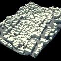 Esquema de implantação. Image Cortesia de Boldarini Arquitetos Associados