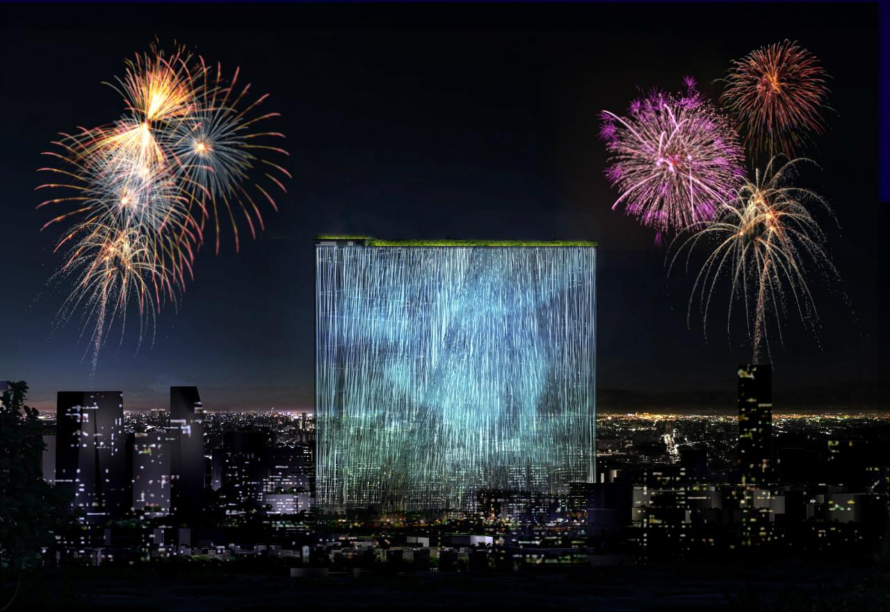 Temendo custos elevados, prefeito rejeita a Taiwan Tower de Sou Fujimoto, © Sou Fujimoto Architects