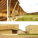 El Guadual Early Youth Development Center. Image Courtesy of Design Corps