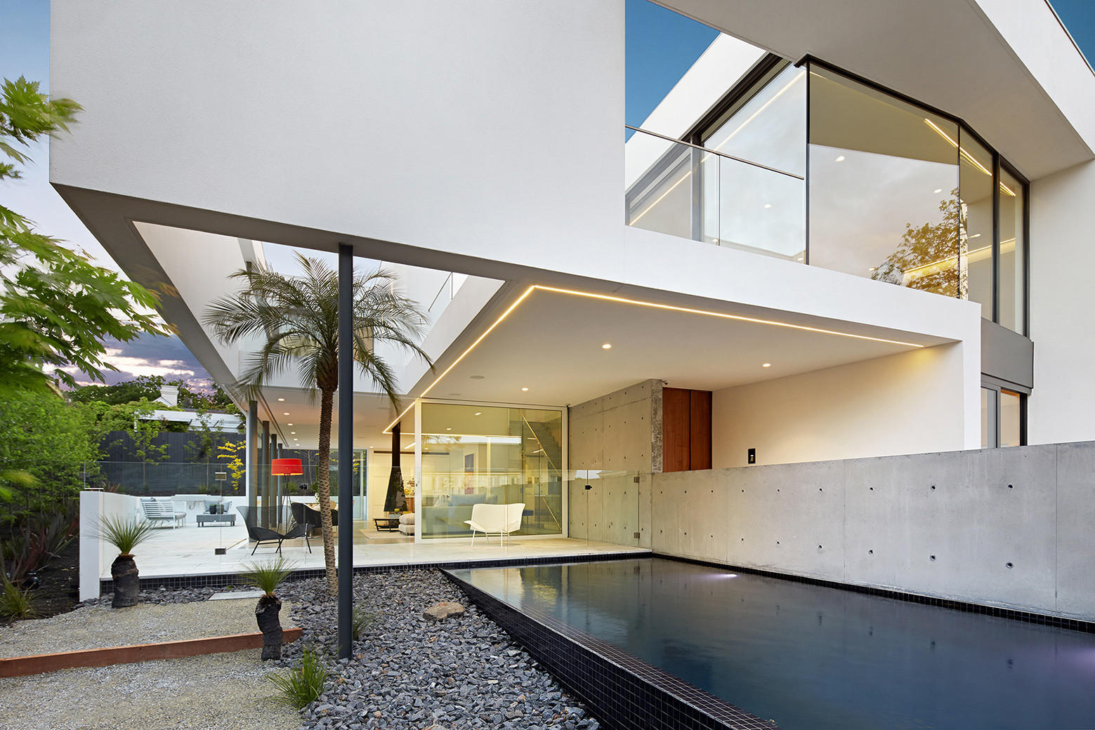 Casa Boandyne / SVMSTUDIO, © Andy Gibson