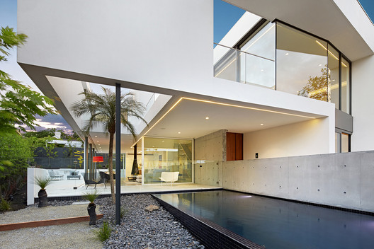 Boandyne House / Mittelman Amsellem Architects