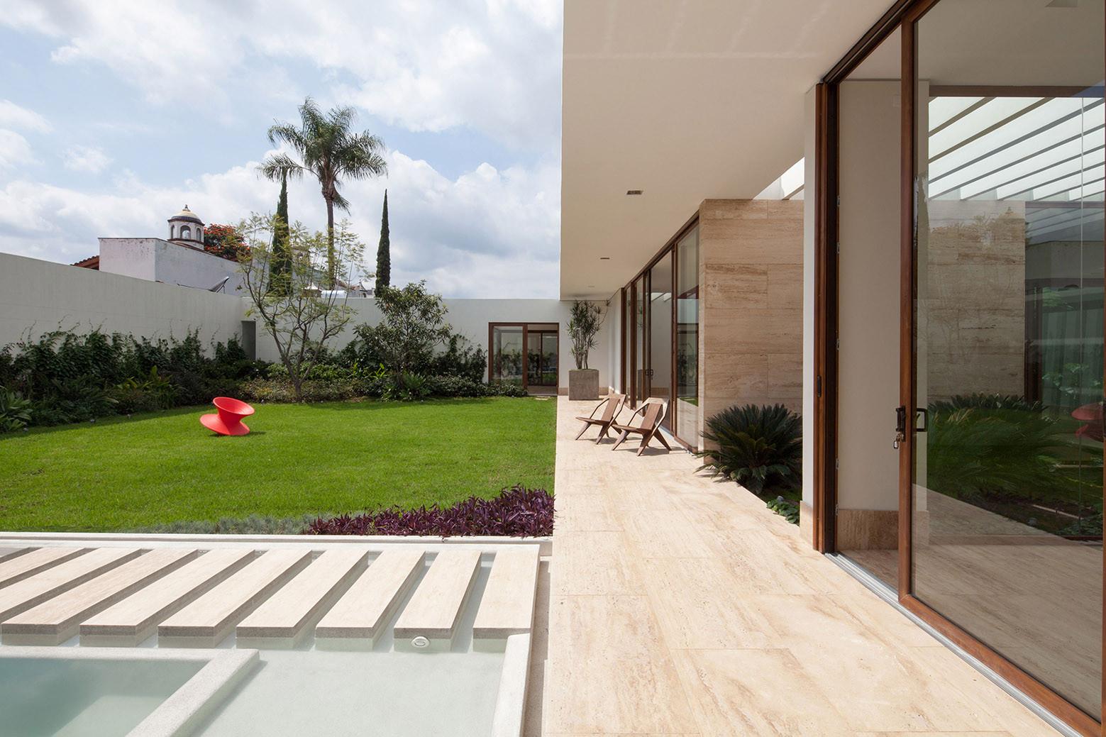 Casa 8 Jardines / Goko MX, © Aki Itami R.
