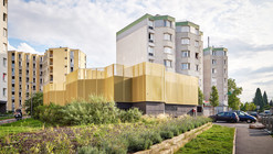 Community Centre CLEC Montreuil / CUT architectures