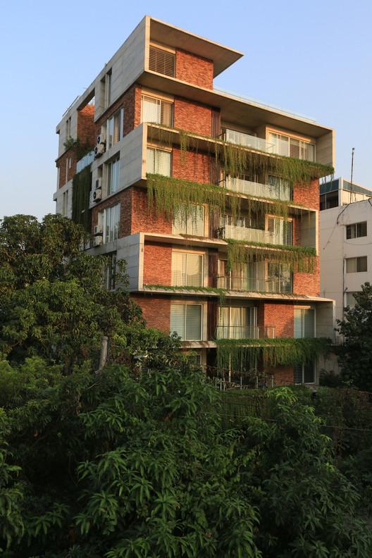 Edifício Karim / ARCHFIELD, © Mahfuzul Hasan Rana