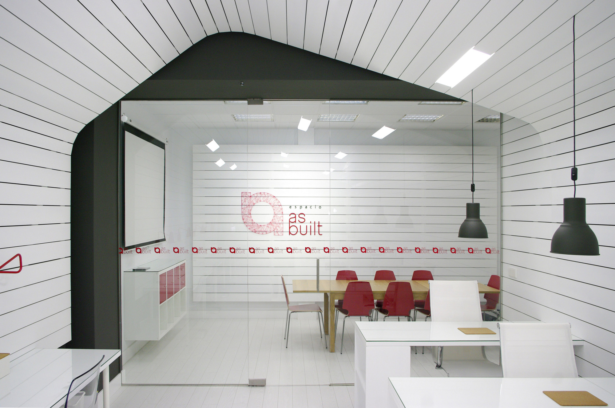 Architecture Office Studio office for architecture studio and coworking space / as – built