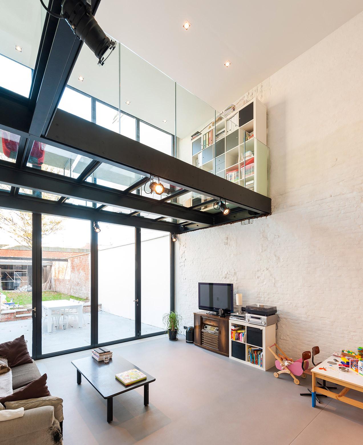 BEBO Renovation - Folding Box / sculp[IT]architects