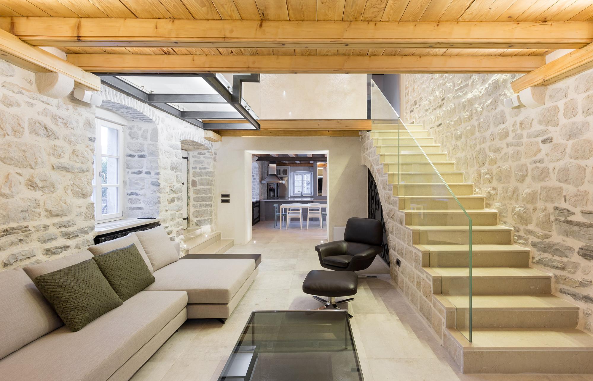 Gallery of villa monja enforma studio 6 for Interieur villa design
