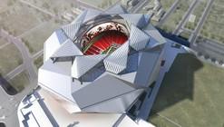 La cubierta retráctil diseñada por 360 Architecture para el nuevo Estadio de Atlanta