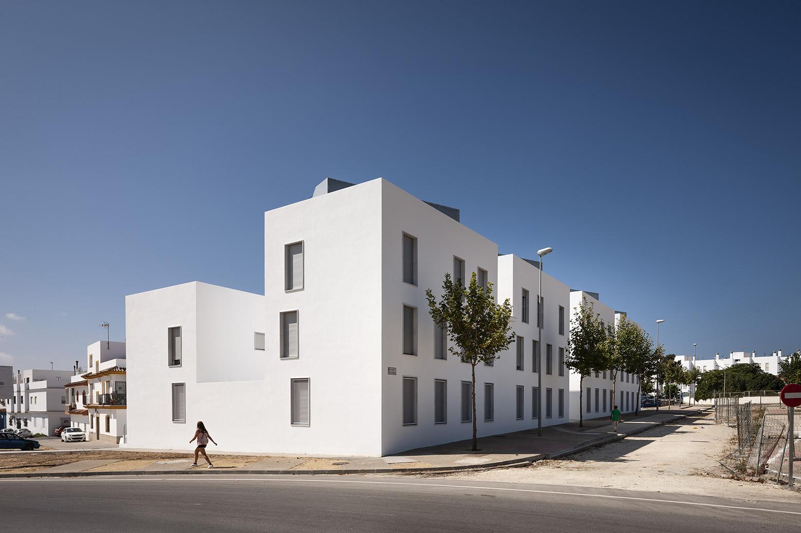 20 VPO / Kauh Arquitectos, © Fernando Alda