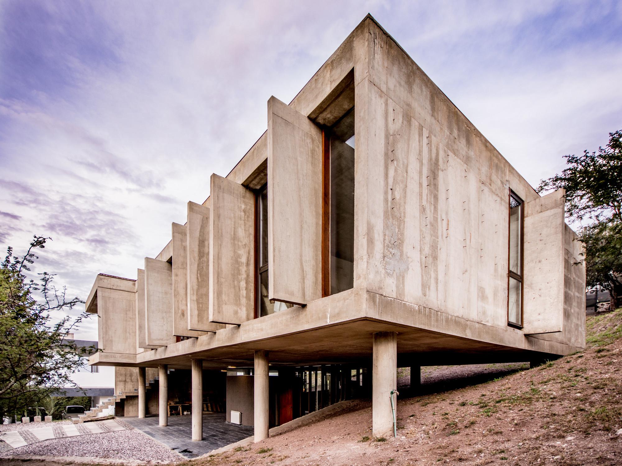 Casa en La Rufina / Santiago Carlos Viale + Daniella Beviglia, © Gonzalo Viramonte