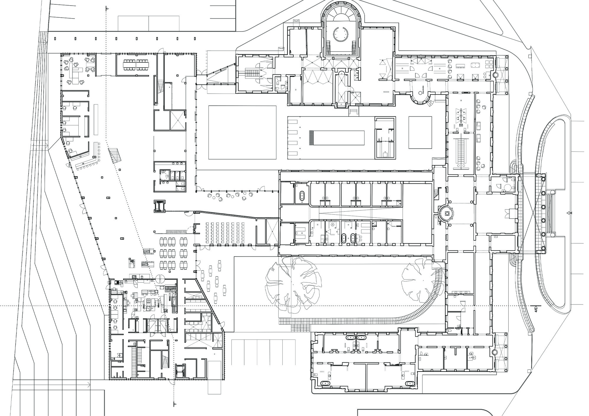 Hedon Spa / Allianss Arhitektid OÜ   ArchDaily México