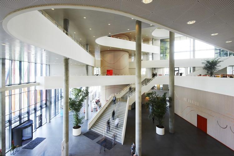 SDU Campus Kolding / Henning Larsen, © Martin Schubert