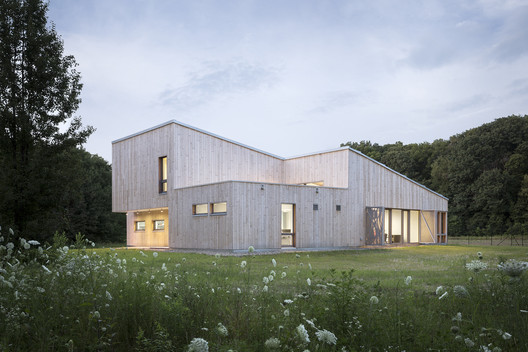 Warren Woods Passive House / GO Logic