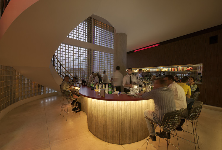 Bar Riviera / Studio MK27 - Marcio Kogan + Beatriz Meyer + Eduardo Chalabi + Diana Radomysler, © Rômulo Fialdini