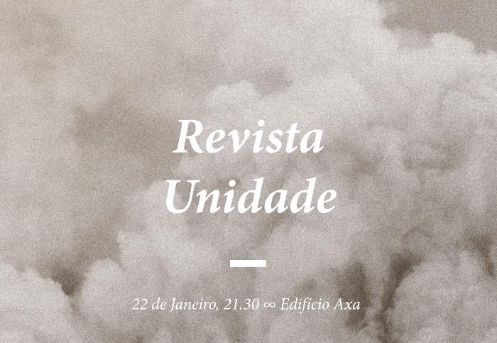 Escola do Porto lança nova edição da revista Unidade
