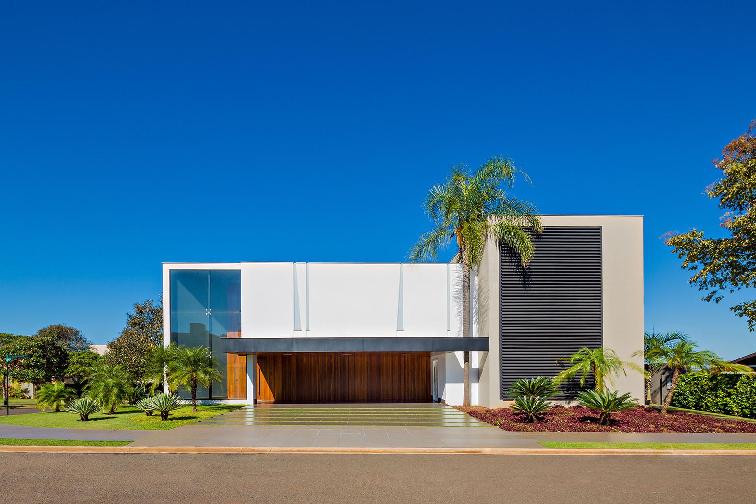 Casa Jaboticaba / Raffo Arquitetura, © R.R.Rufino